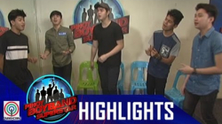Pinoy Boyband Superstar Middle Rounds: Group 3 Rehearsal