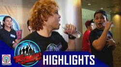 Pinoy Boyband Superstar Middle Rounds: Group 5 Rehearsal