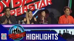 Superstar Judges, nagbigay ng mensahe sa Top 25