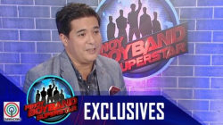 EC- Pinoy Boy Band Superstar Exclusive: What heartthrob Aga Muhlach looks for an aspiring heartthrob