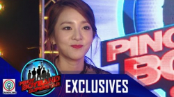 Pinoy Boyband Superstar Exclusives: Sandara Park shares the secret to a girl group's success