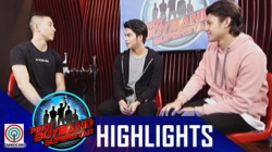 Pinoy Boyband Superstar Live Shows: Mark, Tony & Tristan Rehearsal