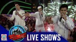 Pinoy Boyband Superstar Live Shows: Henz, Niel & Markus -