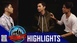 Pinoy Boyband Superstar Live Shows: Allen, Miko & Russell Rehearsal