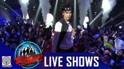 """Pinoy Boyband Superstar Live Shows: Henz - """"Liwanag Sa Dilim"""""""