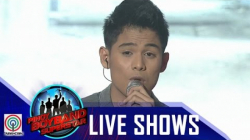 "Pinoy Boyband Superstar Live Shows: Niel - ""I Lay My Love On You"""