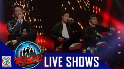 Pinoy Boyband Superstar Live Shows: James, Ford & Joao -