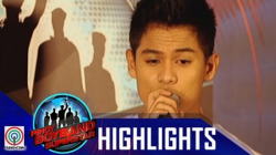 Pinoy Boyband Superstar Live Shows: Niel Murillo Rehearsal