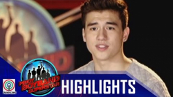 Pinoy Boyband Superstar Live Shows: Markus Paterson Rehearsal