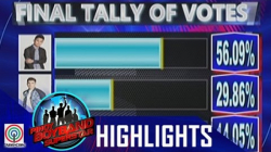 Pinoy Boyband Superstar First Elimination Night: Official Tally Of Votes