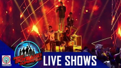 "Pinoy Boyband Superstar Live Shows: Joao, Niel, Tony & Russell - ""Dahil Mahal Kita"""