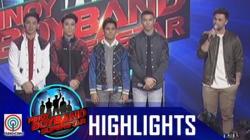 Joao, Niel, Tony at Russell, nakatanggap ng magagandang komento mula sa Superstar Judges