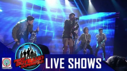 "Pinoy Boyband Superstar Live Shows: James, Henz, Mark & Miko - ""Ako'y Iyong Iyo"""