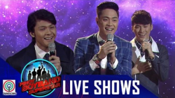 "Pinoy Boyband Superstar Live Shows: Allen, Ford & Tristan - ""Bakit Labis Kitang Mahal"""