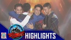 Team Joao, Niel, Tony & Russell, itinanghal na boyband of the week