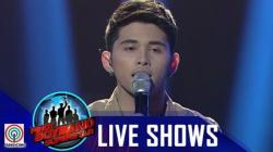 Pinoy Boyband Superstar Live Shows: Miko Juarez -