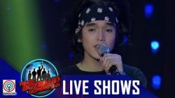 """Pinoy Boyband Superstar Live Shows: Henz Villaraiz - """"25 Minutes"""""""