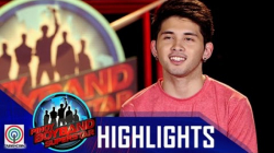 Pinoy Boyband Superstar Live Shows: Miko Juarez' Rehearsal