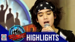 Pinoy Boyband Superstar Live Shows: Henz Villaraiz' Rehearsal