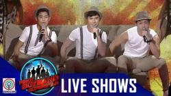 "Pinoy Boyband Superstar Live Shows: Allen, James & Niel - ""Best Song Ever"""