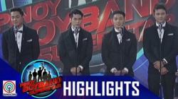 Ford, Joao, Mark at Tristan, nakatanggap ng magagandang komento mula sa mga judges