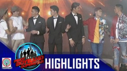 Niel, James, Russell, Tony, Joao, Mark at Tristan, itinanghal ng boyband of the week