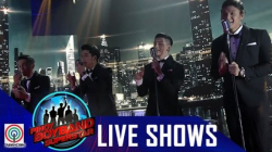 "Pinoy Boyband Superstar Live Shows: Ford, Joao, Mark & Tristan - ""Hanggang Kailan"""