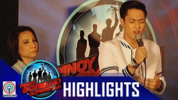 Pinoy Boyband Superstar Live Shows: Ford Valencia's Rehearsal