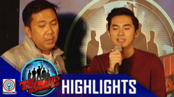 Pinoy Boyband Superstar Live Shows: Allen Cecilio's Rehearsal