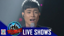 "Pinoy Boyband Superstar Live Shows: Ford Valencia - ""Angel's Cry"""