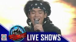 "Pinoy Boyband Superstar Live Shows: Henz Villaraiz - ""Ang Huling El Bimbo"""