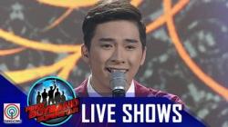 "Pinoy Boyband Superstar Live Shows: Allen Cecilio - ""Hinahanap Hanap Kita"""