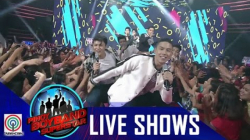 """Pinoy Boyband Superstar Live Shows: Niel, James, Russell, Tony, Joao, Mark & Tristan - """"Boys Do Fall In Love"""""""