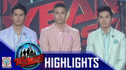 Allen, Mark at Tony, nakatanggap ng magandang comments mula sa Superstar Judges