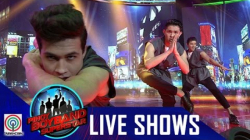 "Pinoy Boyband Superstar Live Shows: James, Joao & Tristan - ""Rude"""