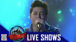 "Pinoy Boyband Superstar Live Shows: James Ryan Cesena - ""Just The Way You Are"""