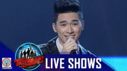 "Pinoy Boyband Superstar Live Shows: Allen Cecilio - ""Kumusta Ka"""
