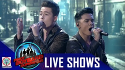 "Pinoy Boyband Superstar Last Elimination: James & Russell - ""I Don't Wanna Miss A Thing"""