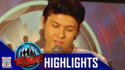 Pinoy Boyband Superstar Last Elimination: Tristan Ramirez' Rehearsal