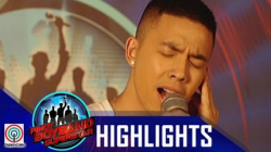 Pinoy Boyband Superstar Last Elimination: Tony Labrusca's Rehearsal