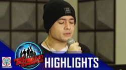 Pinoy Boyband Superstar Last Elimination: James Ryan Cesena's Rehearsal