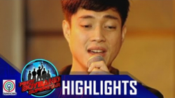 Pinoy Boyband Superstar Last Elimination: Ford Valencia's Rehearsal