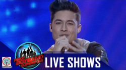 "Pinoy Boyband Superstar Last Elimination: James Ryan Cesena - ""Sunday Morning"""
