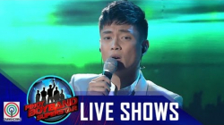 "Pinoy Boyband Superstar Last Elimination: Ford Valencia - ""I'm Not The Only One"""