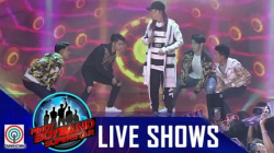 "Pinoy Boyband Superstar Last Elimination: Niel, Joao, Mark, Russell with Vice Ganda - ""Ang Kulit"""