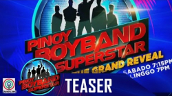 Pinoy Boyband Superstar Homecoming Teaser