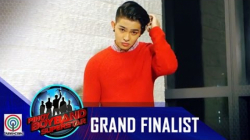 Pinoy Boyband Superstar Grand Finalist: Joao Constancia