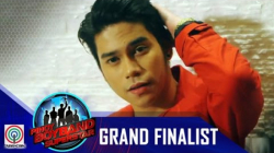 Pinoy Boyband Superstar Grand Finalist: Mark Oblea