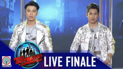 "Pinoy Boyband Superstar Grand Reveal: Niel & Russell - ""Cold Water"""