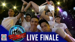"Pinoy Boyband Superstar Grand Reveal: Sandara Park & Grand Finalists- ""Kiss"""